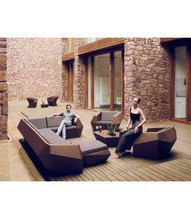 Acheter en ligne Chaise Longue Design : Collection FAZ