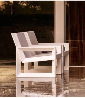 Acheter en ligne Fauteuil design en résine : Collection FRAME