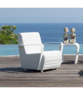 Acheter en ligne Fauteuil pour terrasse et jardin : Collection AXIS