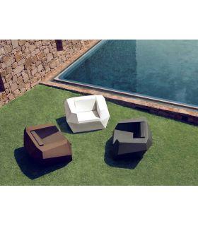 Acheter en ligne Fauteuil design en résine : Collection FAZ