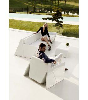 Acheter en ligne Fauteuil design en résine : Collection REST