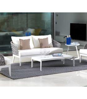 Acheter en ligne Canapé design pour jardin et terrasse : Collection BUENOS