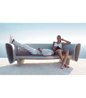 Acheter en ligne Canapé design pour l'extérieur : Collection BUM BUM