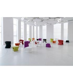 Acheter en ligne Table basse design en résine : Collection PAL