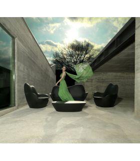 Acheter en ligne Table basse design en résine : Collection SABINAS
