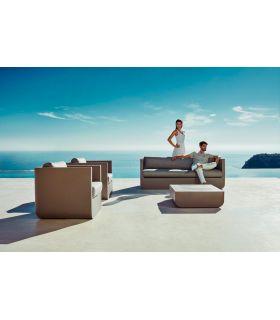 Acheter en ligne Table basse design en résine : Collection ULM