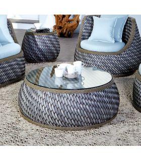 Acheter en ligne Table basse pour terrasse et jardin : Collection CASA