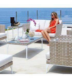 Acheter en ligne Table d'appoint d'extérieur : Collection BRAFTA