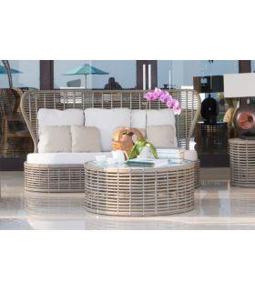 Acheter en ligne Tables d'appoint pour terrasse et jardin : Collection DRONE