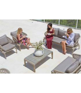 Acheter en ligne Table d'appoint pour extérieur : Collection JOURNEY