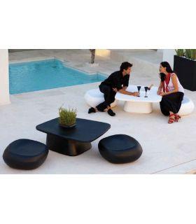 Acheter en ligne Table d'appoint design : Collection MOMA LOW