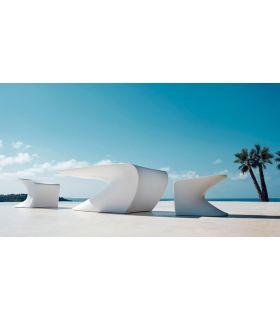 Acheter en ligne Table basse design en résine : Collection WING