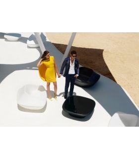 Acheter en ligne Table basse design en résine : Collection UFO