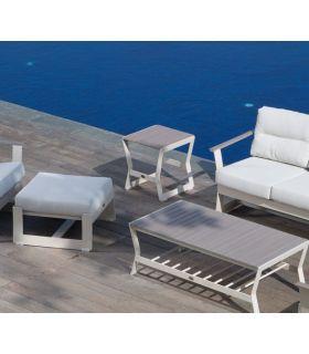 Acheter en ligne Table d'appoint pour terrasse et jardin : Collection RHONE