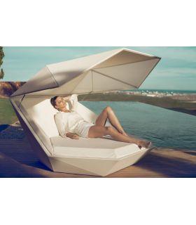 Acheter en ligne Lit balinais design DAYBED : Collection FAZ