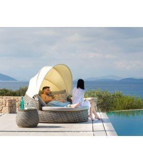 Acheter en ligne Canapé Daybed pour terrasse et jardin : Collection CASA