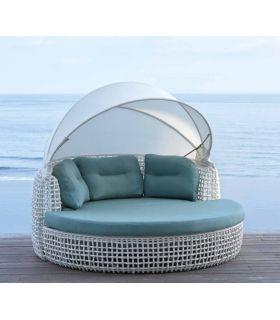 Acheter en ligne Canapé rond design d'extérieur : Collection DYNASTY