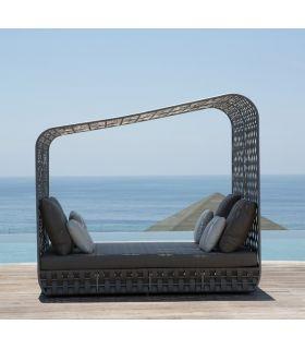 Acheter en ligne Canapé-Daybed pour terrasse et jardin : Kollektion STRIPS