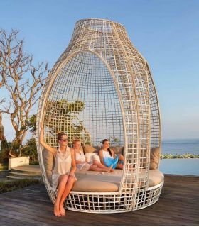 Acheter en ligne Canapé design d'extérieur : Modèle HOLIDAY