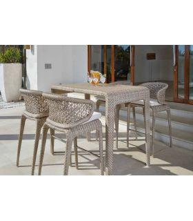 Acheter en ligne Tabouret pour terrasse et jardin : Collection JOURNEY