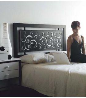 Acheter en ligne Têtes de lit en Forge: Modèle PLUHERLIN