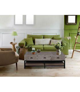 Acheter en ligne TABLE BASSE ·TRENTO·6C GRIS