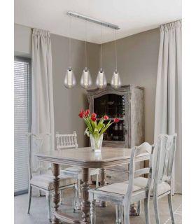 Acheter en ligne LAMPE·TACCIA· 4L LED CHROME