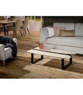 Acheter en ligne TABLE BASSE·ZIGZAG·120X60
