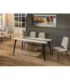 Acheter en ligne TABLE SALLE À MANGER ZIGZAG