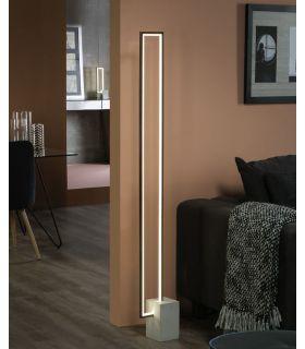 Acheter en ligne LAMPADAIRE LED·LIMIT·MARRON
