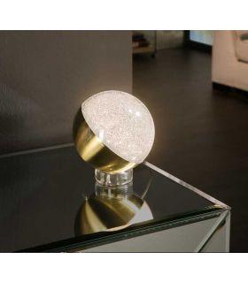 Acheter en ligne LAMPE TABLE ·SPHÈRE·Ø12 LAITON