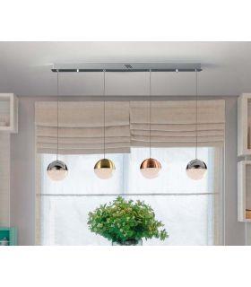 Acheter en ligne LAMPE 4L LED ·SPHÈRE· COULEUR.
