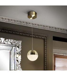 Acheter en ligne LAMPE LED ·SPHÈRE· Ø12 LAITON