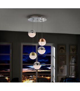 Acheter en ligne LAMPE 5L LED ·SPHÈRE· COULEUR