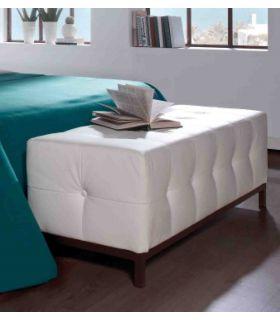 Acheter en ligne Banc de lit rembourrés : Modèle FLORENCIA