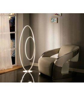 Acheter en ligne LAMPADAIRE·LOOP·BLANC