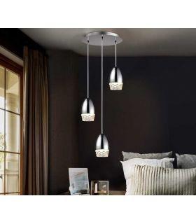 Acheter en ligne LAMPE 3L·ALESSA·CHROME Ø30
