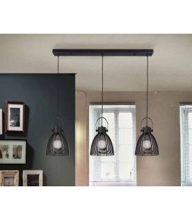 Acheter en ligne LAMPE 3L·TABATHA·NOIR