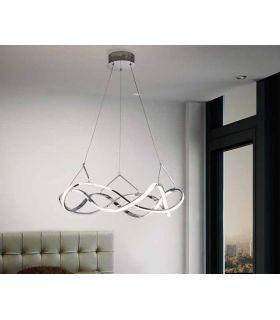 Acheter en ligne LAMPE LED ·MOLLY· 53Ø CHROME