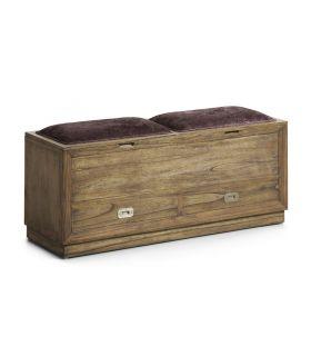 Acheter en ligne Bahut et banc en bois : Collection MERAPI