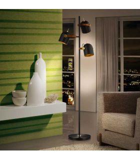 Acheter en ligne LAMPADAIRE 3L·ADAME·NOIR/OR