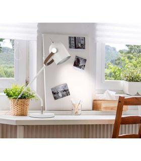 Acheter en ligne LAMPE TABLE 1L·ADAME·BLANC/ARG