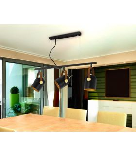 Acheter en ligne LAMPE 3L·ADAME·NOIR/OR