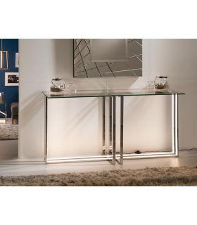 Acheter en ligne CONSOLE·AUREA· INOX.150X40 LED