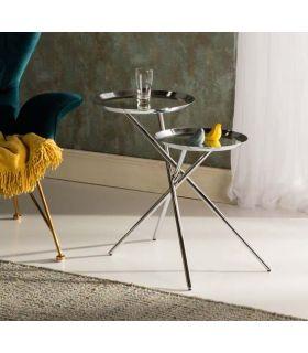 Acheter en ligne TABLE AUX.·DUETO· RONDE