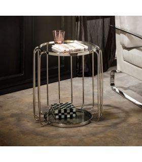 Acheter en ligne TABLE AUX.·HADAS· ACIER Ø50