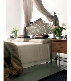Acheter en ligne Tête de lit en fer forgé de découpe laser : Collection ARRAS