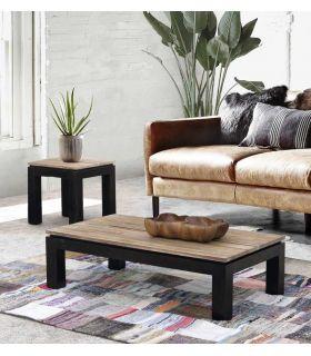 Acheter en ligne Table basse en teck : Collection AVANA