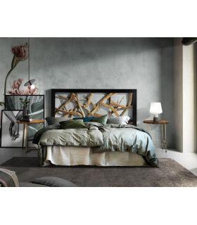 Acheter en ligne Têtes de lit de Racines Naturelles : Modèle MAZE