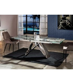 Acheter en ligne TABLE MANGER EXTENS. ·MIKA·